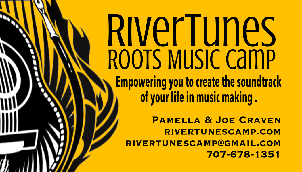 RiverTunes B Card